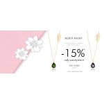Jubitom: 15% rabatu na biżuterię z okazji Dnia Matki