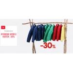 Kanz: 30% zniżki na wybrane modele kurtek dla dziewcząt i chłopców