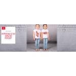 Kanz: wyprzedaż do 60% rabatu na odzież dziewczęcą i chłopięcą