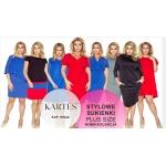 Kartes Moda: 10% rabatu na modne sukienki dla puszystych
