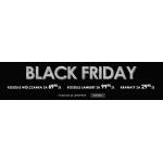 Black Friday Wólczanka: koszule Wólczanka za 69,9 zł, koszule Lambert za 99,9 zł, krawaty za 29,9 zł