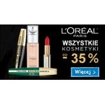 Smyk: do 35% zniżki na wszystkie kosmetyki marki L'Oreal Paris