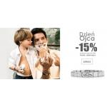 Labizu: 15% rabatu na zegarki i biżuterię z okazji Dnia Ojca
