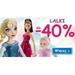 Smyk: do 40% zniżki na lalki