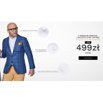 Lancerto: 2 dowolne koszule Lancerto & Mr. Vintage za 499 zł