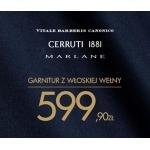 Lavard: garnitur z włoskiej wełny za 599,90 zł
