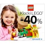 Empik: do 40% rabatu klocki Lego