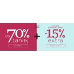 DeeZee: wyprzedaż do 70% zniżki plus 15% extra