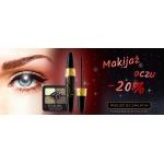 Eveline Cosmetics: 20% zniżki na makijaż oczu