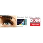 Vision Express: 10% rabatu na zestaw Air Optix Colors plus Mascara Astor