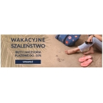 Mivo: wyprzedaż do 50% zniżki na buty i akcesoria plażowe
