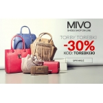 Mivo: 30% zniżki na torebki