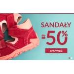 Mivo Kids: do 50% zniżki na sandały