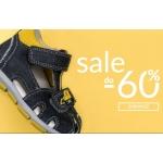 Mivo Kids: wyprzedaż do 60% zniżki na buty dla dzieci