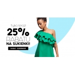 Mosquito: 25% rabatu na sukienki