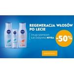 BDSklep: 50% rabatu na drugi szampon lub odżywkę marki Nivea