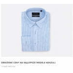 Pako Lorente: wyprzedaż do 67% zniżki na najlepsze modele koszul