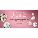 Pandora: 3 Charmsy w cenie 2