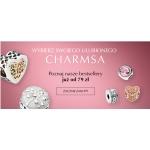 Pandora: najnowsze charmsy z kolekcji Pandora już od 79 zł