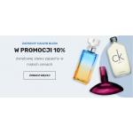 Perfumy Perfumeria: 10% rabatu na wody toaletowe marki Calvin Klein