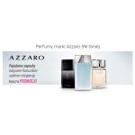 Perfumy Perfumeria: 5% zniżki na perfumy marki Azzaro