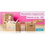 Pinkorblue: wyprzedaż do 70% zniżki na odzież i zabawki dla dzieci
