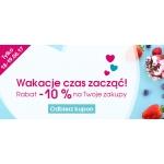 Pinkorblue: 10% zniżki na wybrane produkty dla dzieci