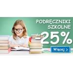 Smyk: do 25% zniżki na podręczniki szkolne