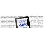 Empik: ebooki do 50% zniżki