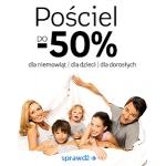 Empik: do 50% rabatu na pościel dla dzieci, niemowląt oraz dorosłych