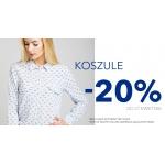 Pretty Girl: 20% rabatu na koszule damskie