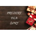 Pomysły na prezent dla żony na urodziny, imieniny, Walentynki, Dzień Kobiet, Święta, pod choinkę