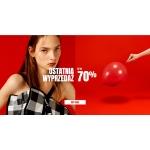 Pull&Bear: do 70% rabatu na odzież, obuwie i dodatki