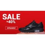 Nstyle: do 40% zniżki na buty damskie, męskie oraz dziecięce