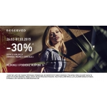 30% kupon rabatowy do Reserved w całej Polsce