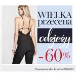 Riccardo: 60% rabatu na odzież damską