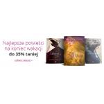 Ravelo: do 35% rabatu na powieści