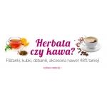 Ravelo: do 48% zniżki na filiżanki, kubki, dzbanki i inne akcesoria do kawy i herbaty