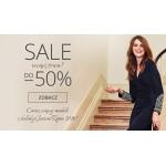 Molton: wyprzedaż do 50% zniżki na odzież damską