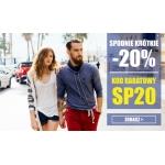 Scotfree: 20% zniżki na krótkie spodnie