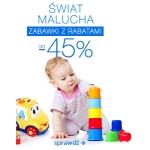 Empik: do 45% zniżki na zabawki