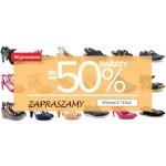 Riccardo: wyprzedaż obuwia do 50% zniżki