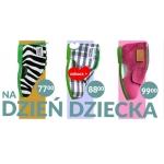 Slippersfamily: kapcie i buciki od 77 zł z okazji Dnia Dziecka