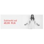 Stradivarius: sukienki od 49,99 zł