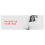 Stradivarius: koszulki i bluzki od 11,99 zł
