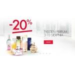 Super-Pharm: 20% zniżki na perfumy marki Boss, Lacoste i Escada