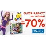 Smyk: super rabaty do 70% zniżki na zabawki