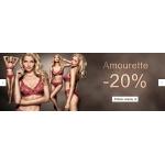 Telimena: 20% zniżki na bieliznę marki Amourette
