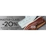 Timberland: 20% rabatu na wszystkie modele BOAT SHOES