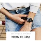 Time & More: do 65% zniżki na markowe zegarki i biżuterię